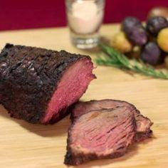 Mesquite Smoked Buffalo Chuck Roast Recipe on Yummly Chuck Roast Recipes, Pot Roast Recipes, Grilling Recipes, Meat Recipes, Smoker Recipes, Bison Recipes, Traeger Recipes