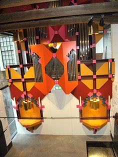 Elburg, Orgelmuseum, Gert Boonzaal