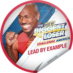 The #BiggestLoser: Lead by Example