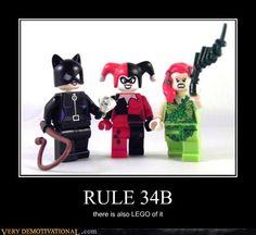 1dff7780d7 Rule 34B Lego Poison Ivy
