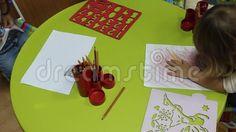 Preschoolers to kindergarten during educational activities - little girl drawing with crayons. Little Girl Drawing, Drawing For Kids, Educational Activities, Crayons, Little Girls, Kindergarten, Preschool, Children, Drawings
