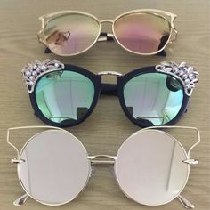CLICK HERE http://www.youtube.com/channel/UCqEqHuax3qm6eGA6K06_MmQ?sub_confirmation=1 Style up your eyes with a pair of our new sunglasses  Shop the full collection online at #thefashionbible by thefashionbibleuk
