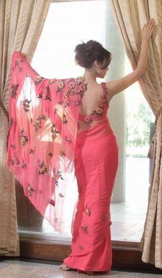 Gorgeous saree #saree #sari