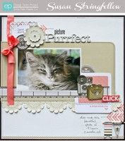 A Project by sstringfellow from our Scrapbooking Gallery originally submitted 04/22/13 at 07:16 AM