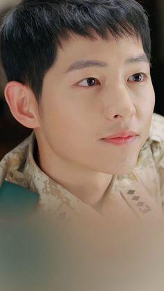 ผลการค้นหารูปภาพสำหรับ song joong ki wallpaper descendants of the sun Goblin Korean Drama, All Korean Drama, My Love Song, Love Songs, Song Joong Ki Cute, Soon Joong Ki, Decendants Of The Sun, Songsong Couple, Kbs Drama