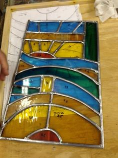 Stained Glass - I would love to do this again.