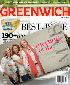 great article about the Founder of Jewelry for a Cause in this month's issue of Greenwich Mag!