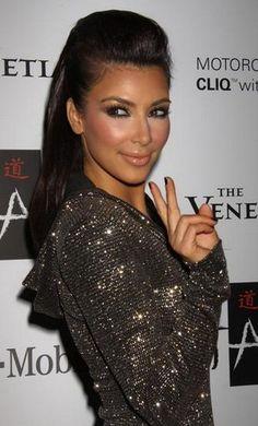 Hump Hairstyle kim kardashian3 – Last Hair Models , Hair Styles
