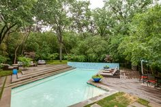 Great pool! Midcentury Modern Remodel Design Ideas, Pictures, Remodel, and Decor - page 4