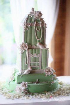 bolo de casamento estilos diferentes 5