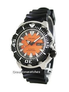 Seiko Monster Automatic Divers SRP315K1
