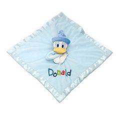 I love! My Grandad was called Don so I always called him Donald Duck, this is perfect for baby!