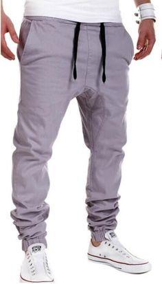 f53a02fda236 Brand Male Trousers Men Pants Casual Solid Pants Sweatpants Jogger Men s  Pants