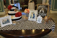 "Photo 1 of 34: Vintage Circus / Baby Shower/Sip & See ""Baby Shower Extravaganza"" 