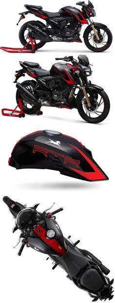 TVS Apache #RTR200 Race Edition 2.0 with Slipper Clutch