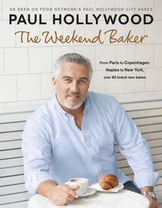 The Weekend Baker showcases Paul Hollywood's favourite bakes from his favourite cities.