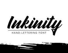 "Check out new work on my @Behance portfolio: ""Inkinity 