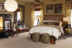 Find all flooring styles including hardwood floors, carpeting, laminate, vinyl and tile flooring. Get the best flooring ideas and products from Mohawk Flooring. Oak Laminate Flooring, Best Flooring, Hardwood Tile, Flooring Ideas, Funky Bedroom, Bedroom Decor, Luxury Vinyl Tile Flooring, Mohawk Flooring, Building A New Home