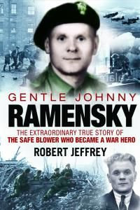 This is the story of of one of Scotland's criminals who became a World War 2 hero.  Gentle Johnny Ramensky is the astonishing tale of a boy reared in poverty in the Gorbals, Glasgow who became one of the word's most extraordinary safe blowers.  Recruited into the Commandos, he was parachuted behind enemy lines to break into the safes of the German High Command to steal vital war documents from Rommel and Goering.
