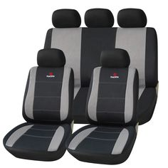 Furnistar 9-Piece Car Vehicle Protective Seat Covers CV0249