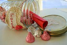 Valentine Message In a Bottle Tutorial