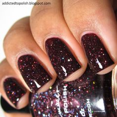 KBShimmer A Raisin to Live | Addicted to Polish
