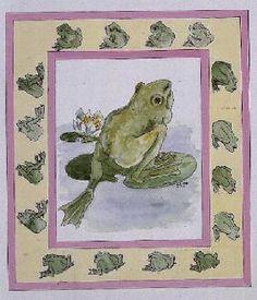 Miranda  Legard - Frogs
