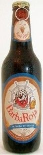 Cerveja BarbaRoja Negra Bock, estilo Specialty Beer, produzida por Barba Roja de Anapa, Argentina. 4.5% ABV de álcool.