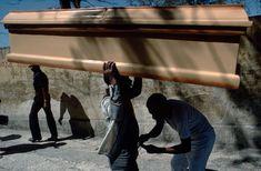 Alex Webb HAITI. Port-au-Prince. 1987.   Magnum Photos Photographer Portfolio