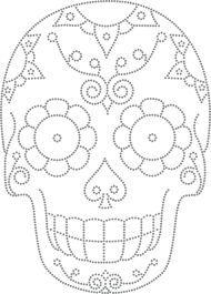 skull template - Google Search