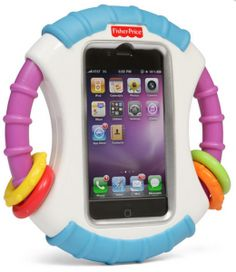 Protect your iPhone from exploring babies. Check out the 2012 Ultimate Gift Guide for Baby Nerds and Geeky Parents! Learn more: http://www.withings.com/en/babymonitor