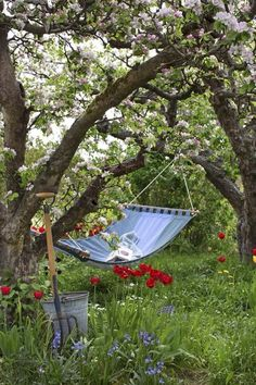 Lovely resting place in the garden.........!