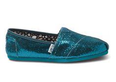 Emerald Women's Glitters | TOMS.com