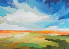 Susannah Bee - Gallery Painting