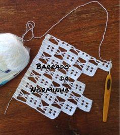 Ponto Preso1: Croche - um desafio para Barrar ...