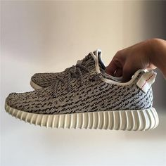 252880e7d Choosing wholesale yeezy shoes turtle gray kanye 350 west running shoes  2016 unisex yeezys 350 boost