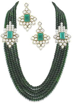 c8a123401611a 11 Best Dazzling Traditional Bollywood Designer Bridal Jewellery Set ...