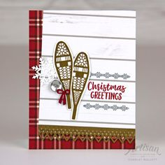 Alpine Adventure cards for Stampin' Up! FB Page - Charlet Mallett, Stampin' Up! Christmas Cards 2018, Stamped Christmas Cards, Stampin Up Christmas, Xmas Cards, Christmas Greetings, Handmade Christmas, Christmas 2019, Christmas Crafts, Winter Christmas