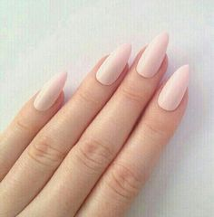 Baby pink acrylics  I want them !!!!
