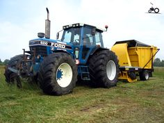 John Deere Equipment, Classic Tractor, Ford Tractors, Vehicles, Agriculture, Rolling Stock, Vehicle, Tools