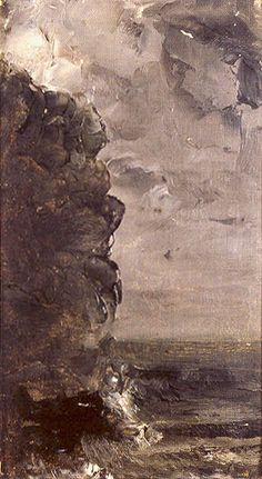 August Strindberg:   Falaise I, 1902.  http://www.zwoje-scrolls.com/zwoje41/text07p.htm