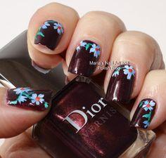 Marias Nail Art and Polish Blog #nail #nails #nailart