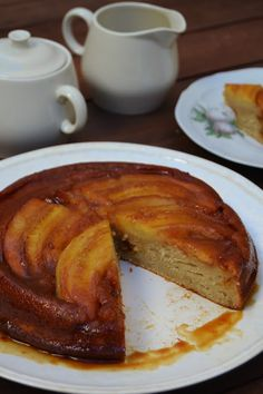 Bolo de Banana e Caramelo Receita: http://arcoirisnacozinha.blogspot.pt/2017/01/bolo-de-banana-e-caramelo.html