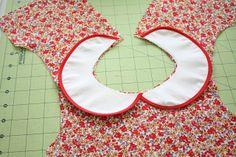 for geranium dress :: vintage feedsack dress tutorial (and free 2/3T pattern!)