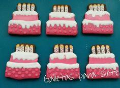Galletas tarta
