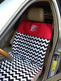 Designer Car Seat Cover For Runner Tennis Player Baseball Or Football PlayerExercise Yoga Mat Auto Pet Protector