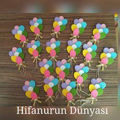 Yaren Deniz 2 yaş doğum günü için balon magnetler hazırladım. hifanurbebeksekeri.blogspot.com instagram.com/hifanurun_dunyasi facebook.com/hifanurundunyasi