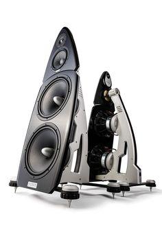 Kyron Audio. Kronos Dipole Loudspeakers System http://Facebook.com/kyronaudio