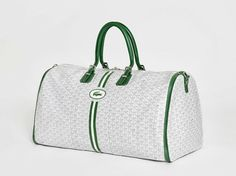 Lacoste 80th Anniversary - Goyard for Lacoste #luxury
