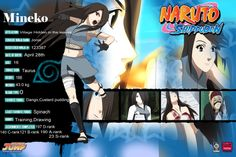 naruto oc characters female strength of a hundred seals - Google Search